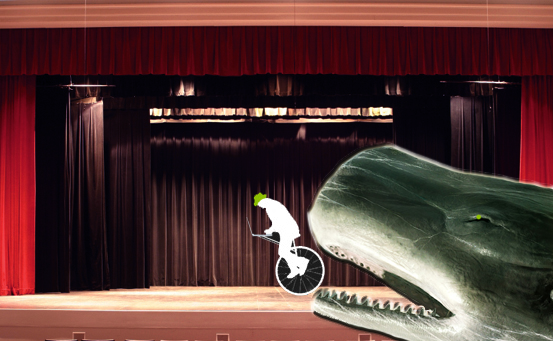 Moby Dick on Stage