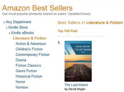 Number 1 Bestseller