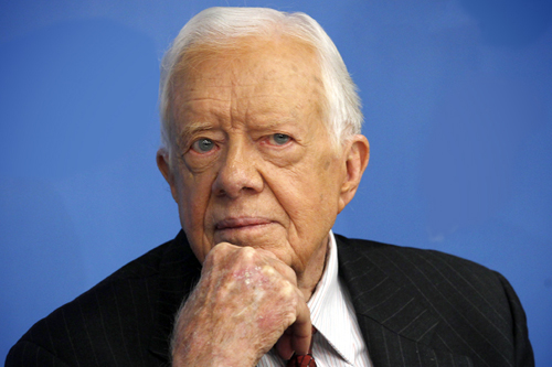 The Passin' of Jimmy Carter