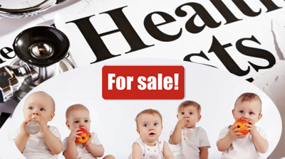 Let's Sell our Babies: A Modest Health Care Proposal